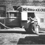Ho-Maid Ice Cream Truck