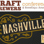 Visit us at Craft Brewers Conference 4/30-5/3 in Nashville, TN